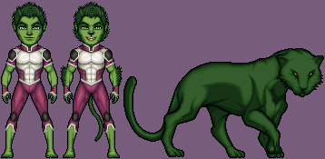 Garfield Logan - Beast Boy by ThatsSoHaydn