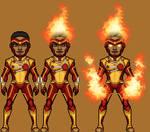 Jason Rusch - Firestorm