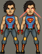 Request: 90s Superboy by ThatsSoHaydn