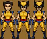 90s X-Men - Wolverine