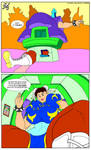 Chun-Li in Wonderland