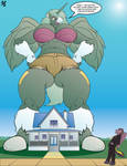 Bigger Than a House