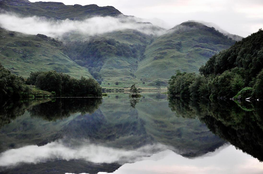 Loch Eilt II by artismagica
