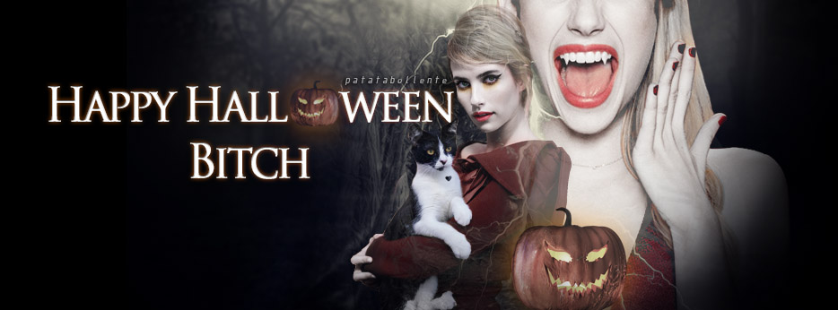 Halloween With Emma Roberts By Patatabollente On Deviantart