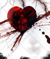 Bloody Heart by XGCHARM0NICS