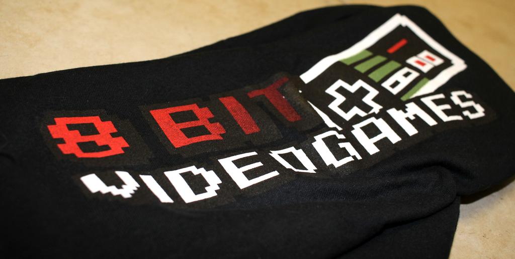 8-bit Swag (Shirt) by iNightfaller