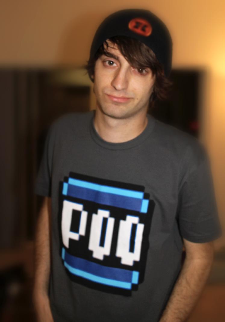 PooBlock Shirt by iNightfaller