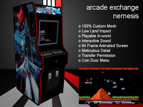 Arcade Exchange - Gradius B [WIDE]