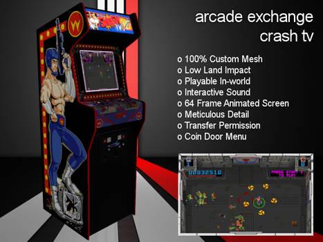 Arcade Exchange - Smash TV [WIDE]