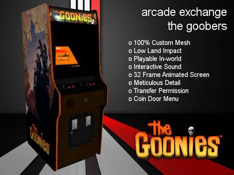 Arcade Exchange - Goonies [WIDE]