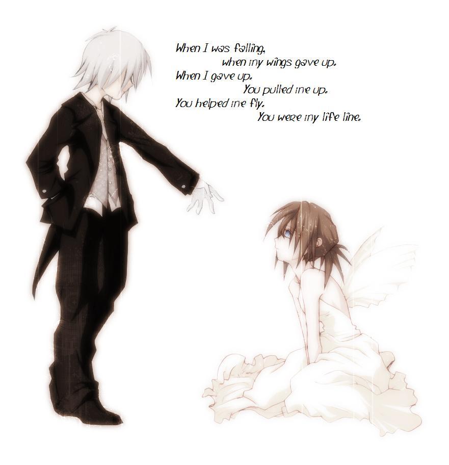 Cute Anime Love Quotes. QuotesGram