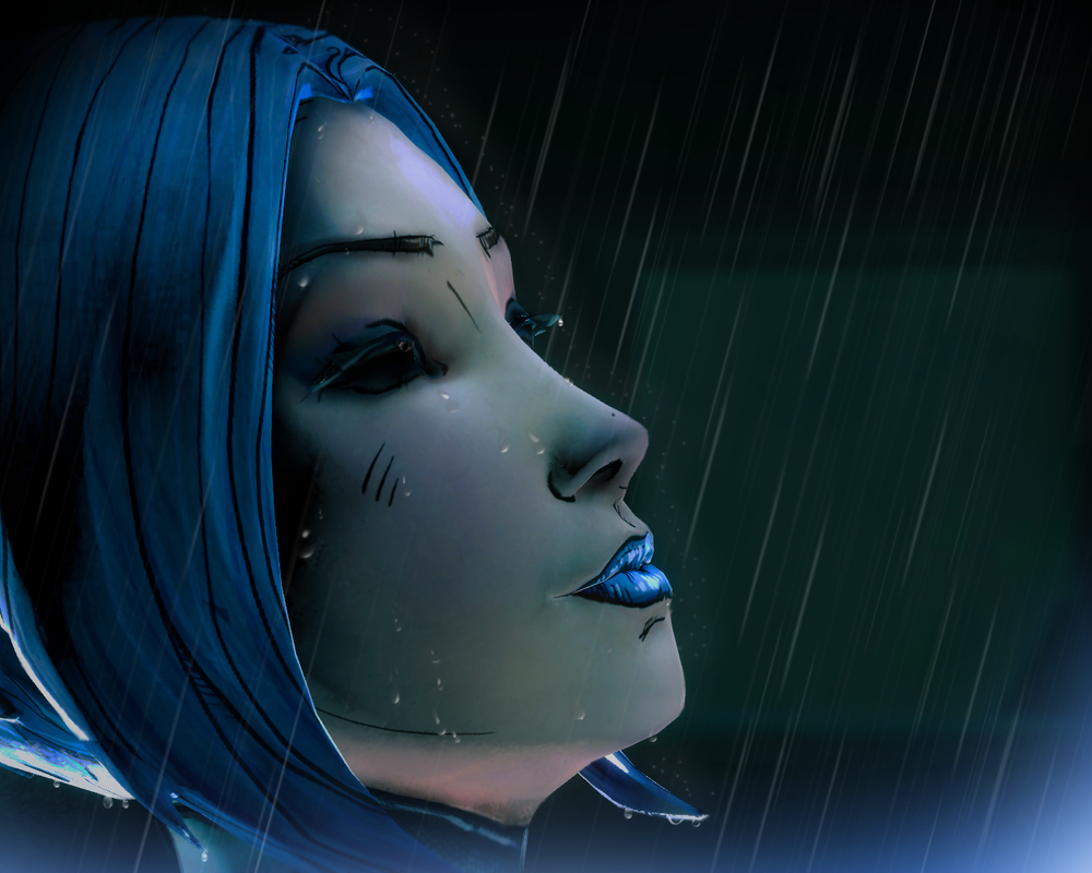 Maya Rain by Dinnyforst
