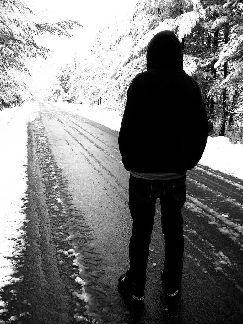 Boy Alone by GrimsShadow666 on DeviantArt