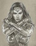 Wonder Woman by AleksiAh