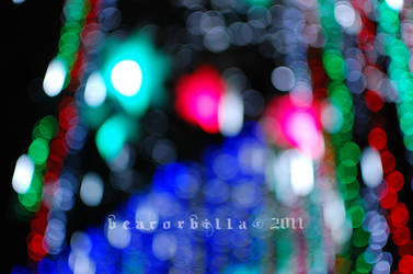 Christmas Bokeh by nocturne-hime