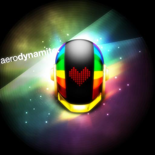 aerodynamite. by repo2