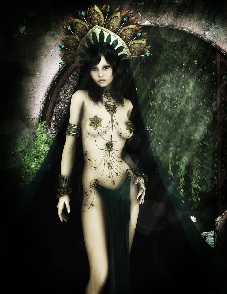 Princess Purachina by LadyXiahou
