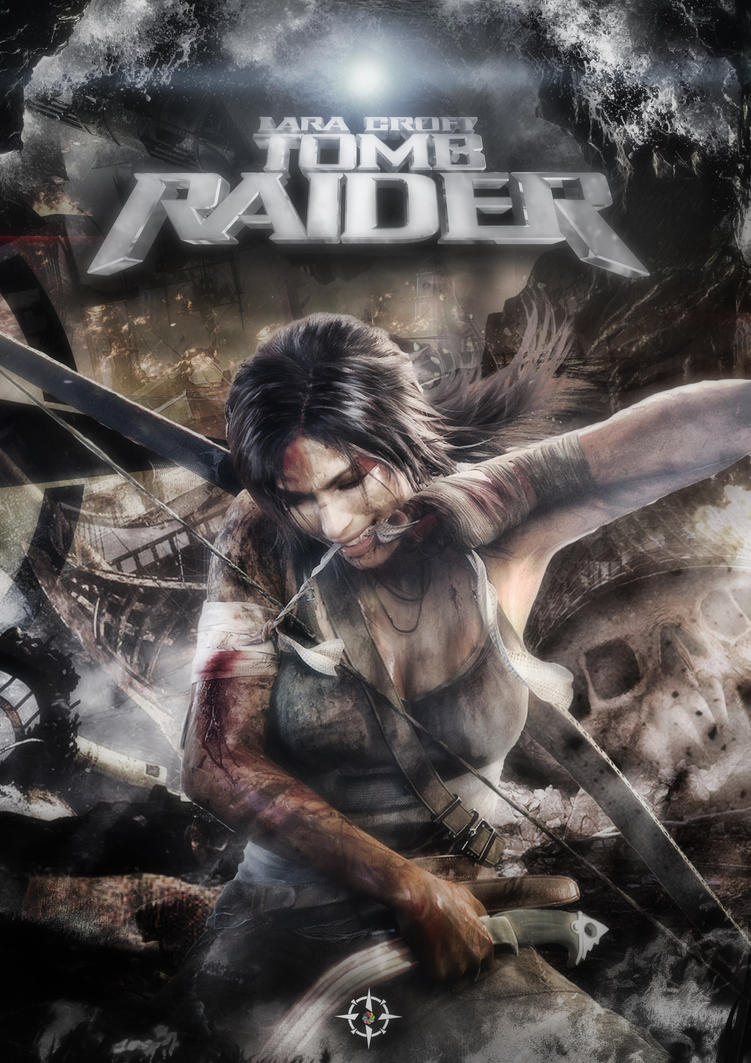 Lara Croft - Tomb Raider | Poster Design by OptimusProduction