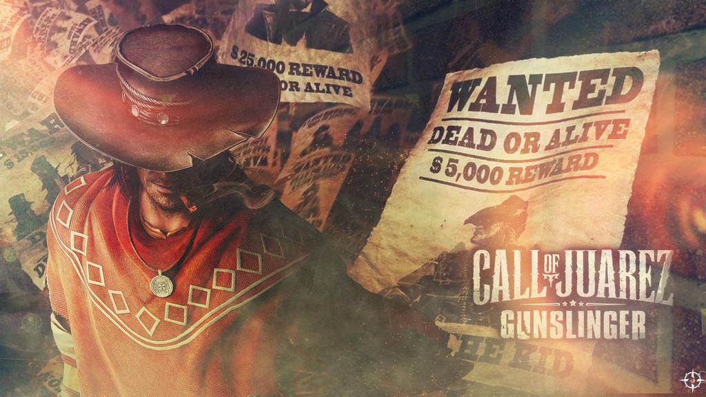 Call of juarez gunslinger wallpaper design by optimusproduction voltagebd Choice Image
