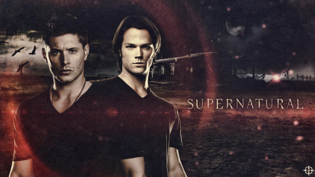Supernatural Wallpaper Design by OptimusProduction on DeviantArt