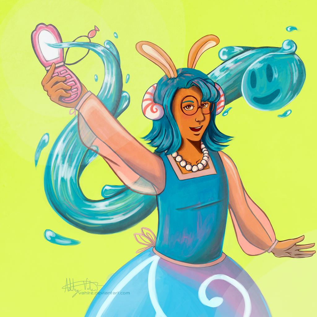 Princess Nautilus by Vahlre