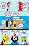 Lurfstar Comic