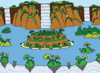Lurfomu Falls, Lurfstar by Lurfstar