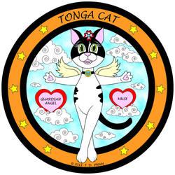 Tonga Cat by Lurfstar