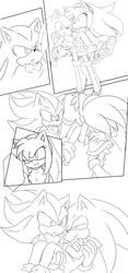 Super Amy comic by GaruGiroSonicShadow