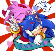 Sonic Amy