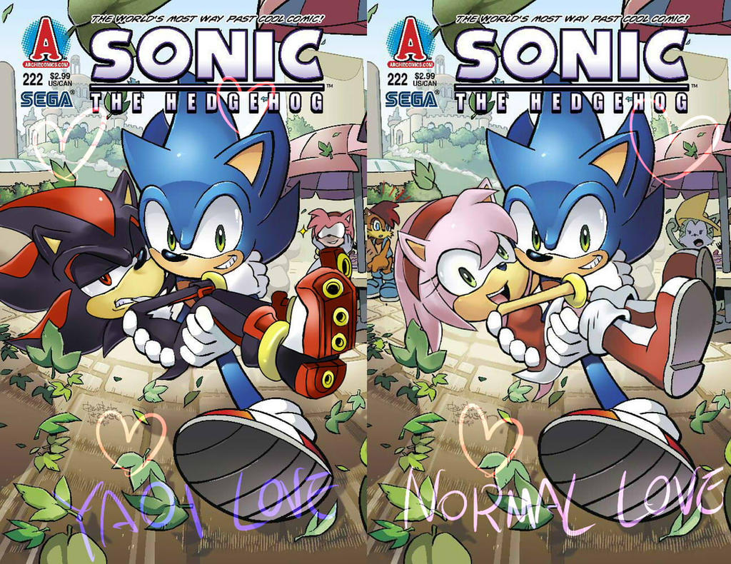 sonic and others favourites by Mizu-okami on DeviantArt