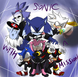 SONIC WITH A MISSION