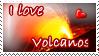 I love Volcanos by DamienMuerte