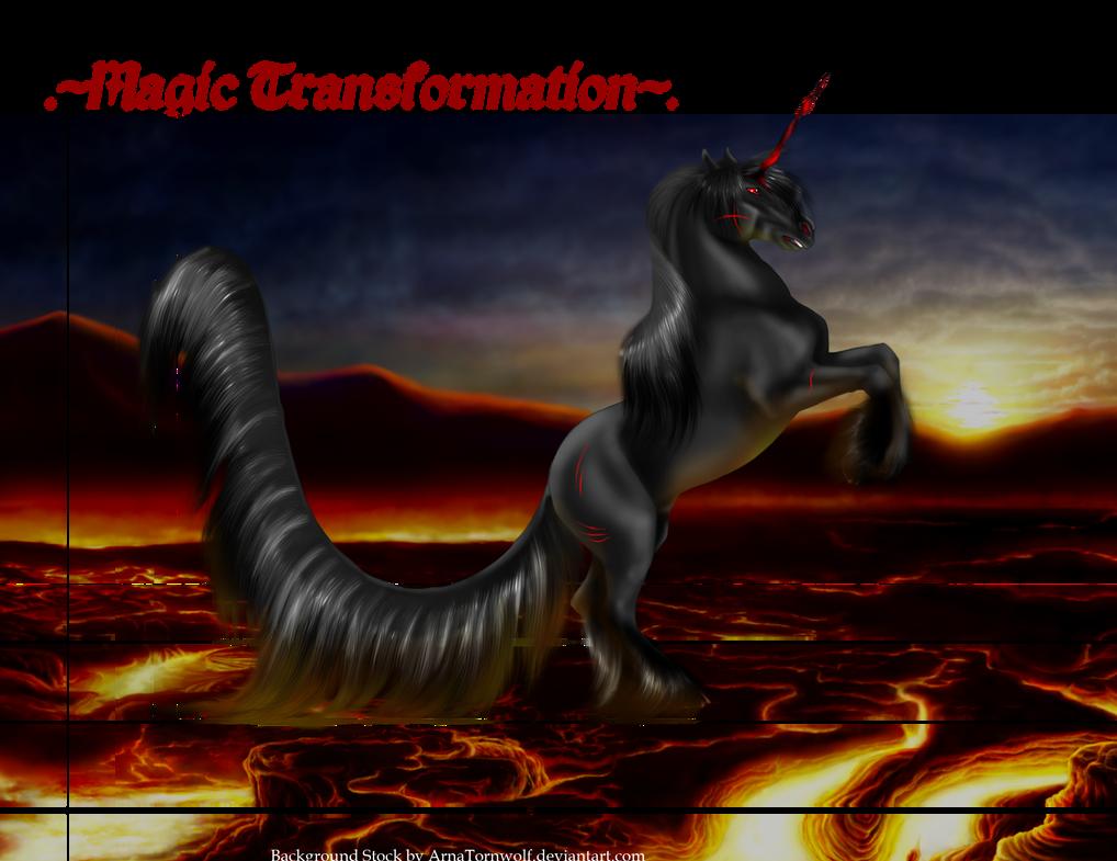 Transformation by DamienMuerte