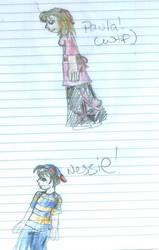 Ness and Paula