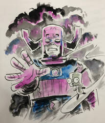 galactus and gir
