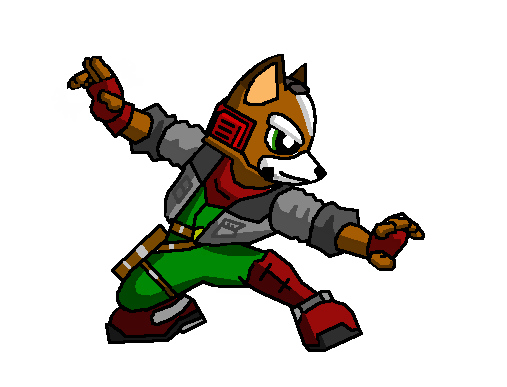 Ninja Fox by MyRedYoshi