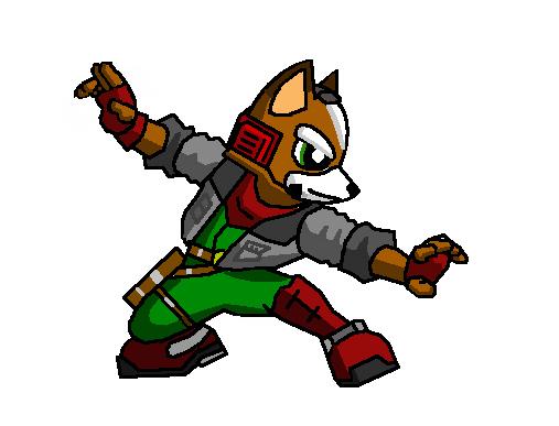 Ninja Fox by MyRedYoshi