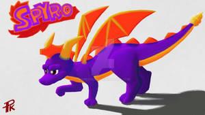 Spyro the Dragon Wallpaper