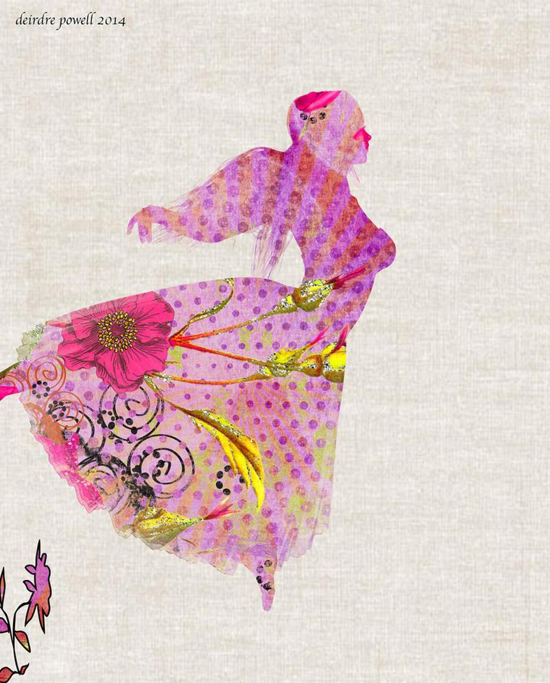 Dancer by DeirdreMariePowell