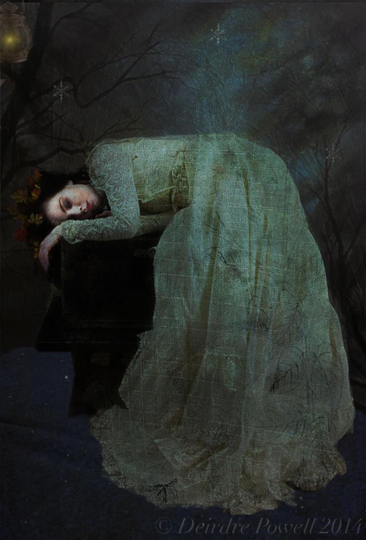 A Winter Slumber by DeirdreMariePowell