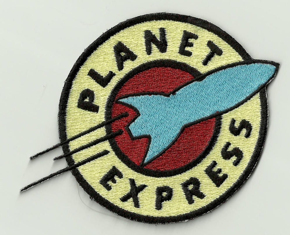 Planet Express Embroidered Patch By Spaceguy5 On Deviantart