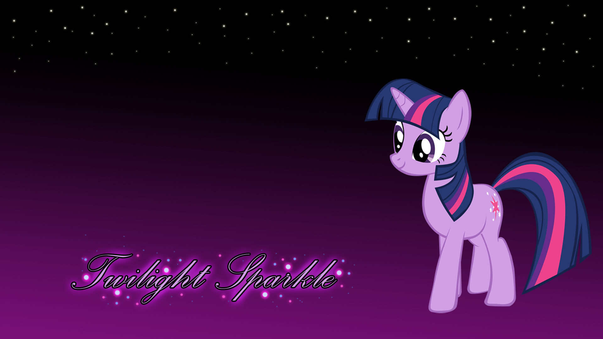 Twilight Sparkle - Wallpaper by Chief117x