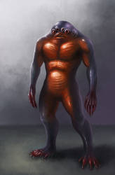 Pirahna Creature