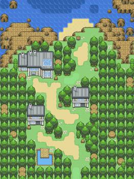 My newest map so far.