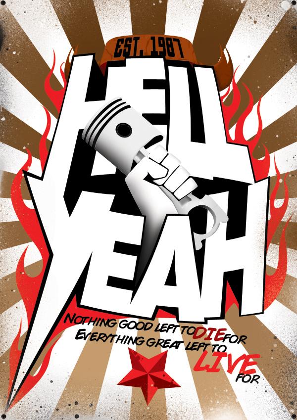 HELL YEAH by Hemi-427