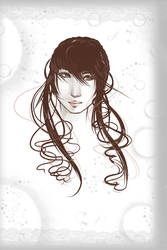 girl_doodle by LYNN-MI