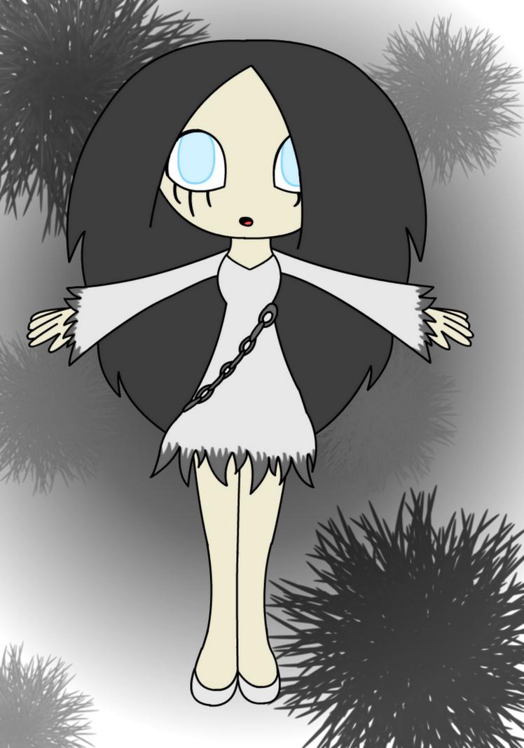 Custom Adopt - Ghost Seedrian~ by LillyTheSeedrian