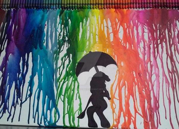 Tauren Rain by ZombieFayce
