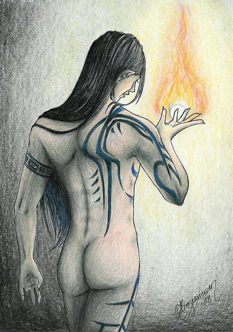 Akira - back tattoo by Himyaviewen